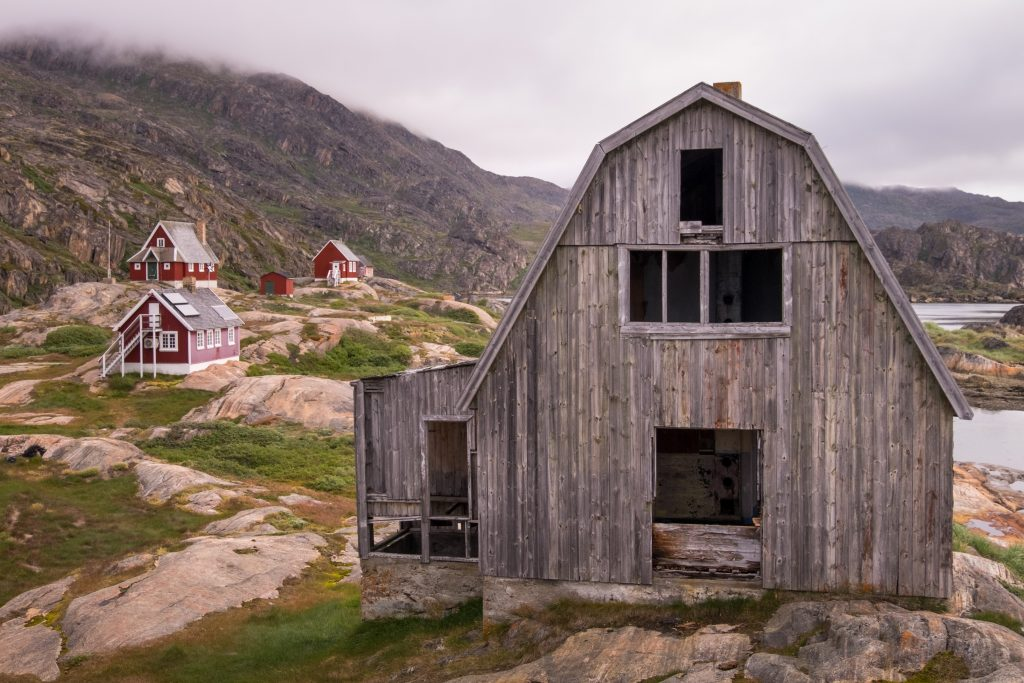 Assaqutaq, ghost village